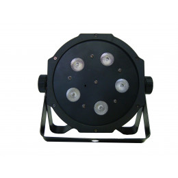 Psl LED Mini Flat PAR 5 LED прожектор