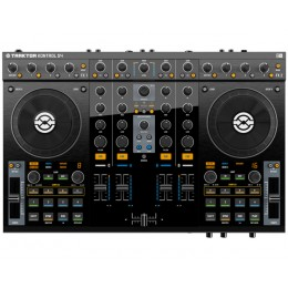 Native Instruments Traktor Kontrol S4 MK2 Комплект из USB аудио интерфейса
