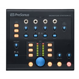PreSonus Monitor Station V2 Мониторный контроллер